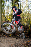 Golden Valley Classic MC Trial: Catswood - 18th November 2012