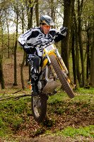 Golden Valley Classic MC Trial: Moorhouse Farm - 5th May 2013