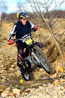 Stroud Valley MC Sapperton Cup Trial: Breakheart Quarry - 22nd November 2015
