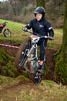 Golden Valley Classic MC Trial: Climperwell - 29th January 2012