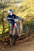 Oxford Ixion MC Trial: Beckley - 29th December 2013