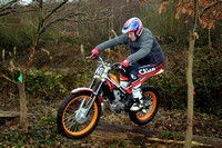 Bewdley MCC Boxing Day Trial: Wolverley - 26th December 2014