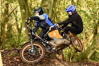 Golden Valley Classic MC Trial: Catswood - 5th November 2017