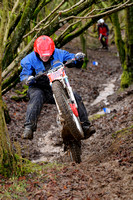 Golden Valley Classic MC Trial: Brimpsfield - 9th February 2014