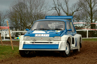 Wydean Rally: Piercefield Park / Speech House - 12th February 2005