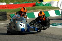 Sidecar Festival: Mallory Park - 9th October 2005