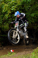 Golden Valley Classic MC Trial: Tinkley Lane  12th October 2014