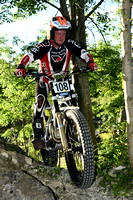 Zona One MC Evening Trial: Birdlip Quarry - 5th July 2017