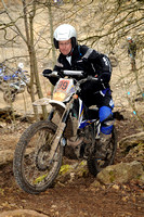 Golden Valley Classic MC March Hare Trial: Breakheart Quarry - 1st March 2015